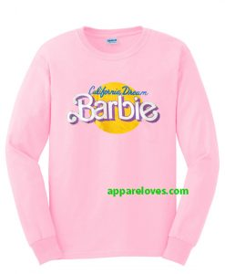 barbie sweatshirt thd