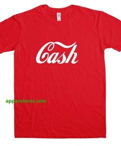 cash coca cola t shirt thd