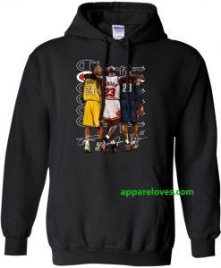 champion basketball KOBE hoodie THD