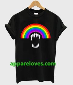 fang rainbow T-shirt thd