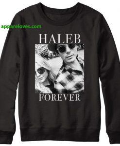 haleb forever sweatshirt thd