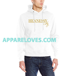 hennessy only hoodie THD