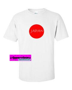 japanese logo t shirts THD