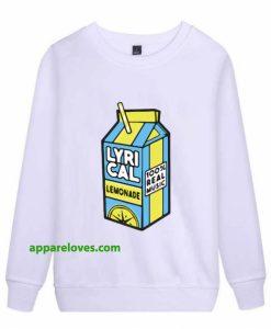 lyrical lemonade Sweatershirt THD
