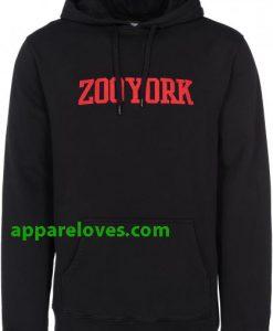 zoo york black hoodie thd