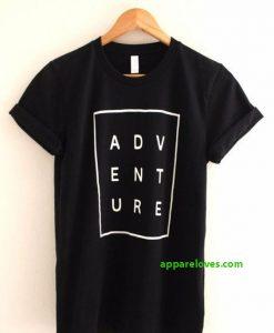 ADVENTURE T SHIRT THD