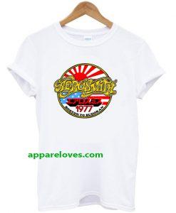 Aerosmith Boston To Budokan T-Shirt thd