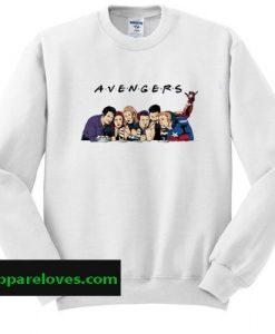 Avengers friends sweatshirt THD