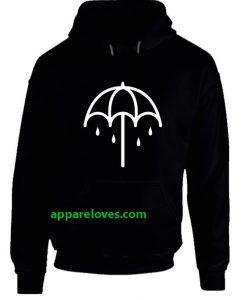 Bring Me The Horizon That's The Spirit Umbrella Hoodie thd