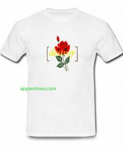 Destroy Rose T-Shirt thd
