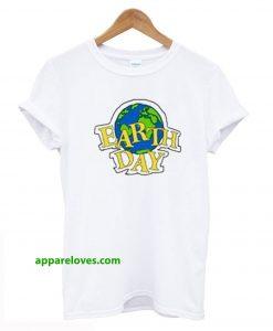 Earth Day T Shirt THD