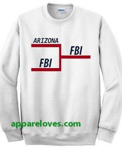 FBI Tournament Bracket SWEATSHIRT thd