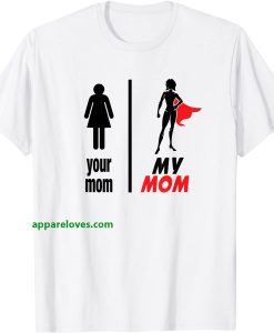 Funny Mother's Day T-Shirt thd