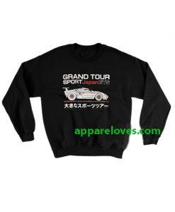 Grand Tour Sport Japan GTS sweatshirt thd