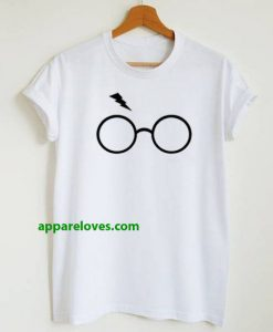 Harry Potter Glasses T-shirt thd