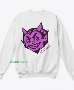 Hellboy sweatshirt thd