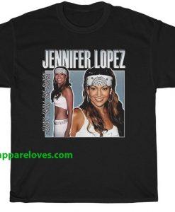 Jennifer Lopez t shirt -thd