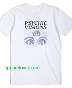 Jungles Psychic Visions T Shirts thd