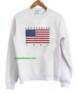 Los Angeles 1984 Sweatshirt thd