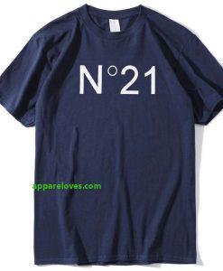 N21 numero ventuno x T SHIRT THD