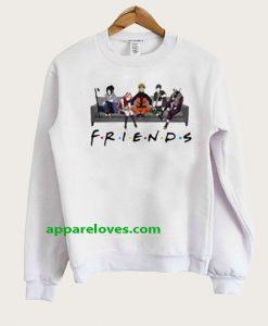 Naruto Friends Sweatshirt THD