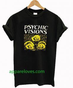 Psychic Visions T-shirt thd