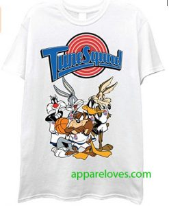 Space Jam T-Shirt Looney Tunes thd