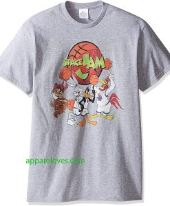 Spinning Ball Space Jam T-Shirt thd