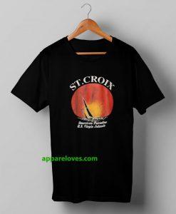 St.Croix American Paradise T-shirt THD