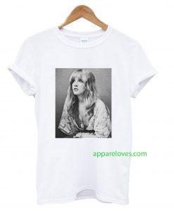 Stevie Nicks T shirt thd
