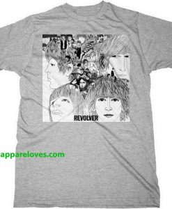 The Beatles Revolver Album Cover Art SHIRT THD