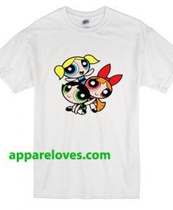 The Powerpuff Girls T Shirt THD