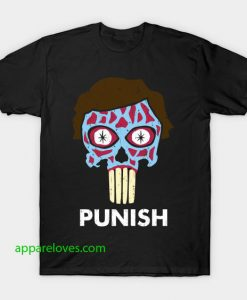 They Punish - They Live T-Shirt thd