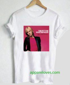 Tom Petty Heartbreakers Damn T Shirt thd