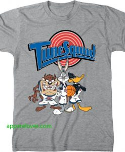 Tune Squad Space Jam T-Shirt thd