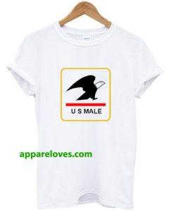 US Male T-shirt THD