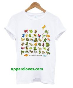 Ultimate Frog Guide t shirt THD