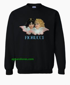 angel sweatshirt thd