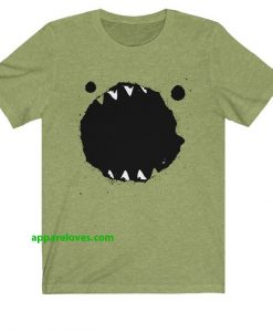 face dog T Shirt THD