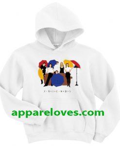 friends show hoodie THD