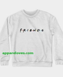 friends sweatshirt THD