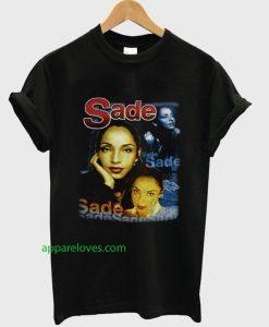 sade vintage tshirt thd