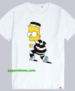 simpson tide brand t-shirt THD