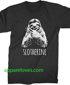 sloth SLOTHERINE t-shirt THD