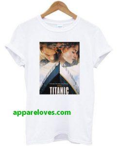 titanic t-shirt thd
