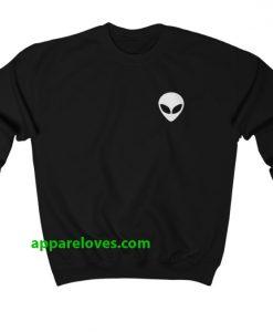 Alien Sweatshirt thd