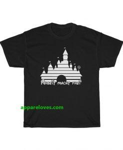 Arbeit Macht Frei T-Shirt THD