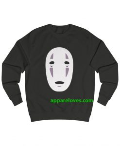 Dan Howell Spirited Away No Face sweatshirt thd