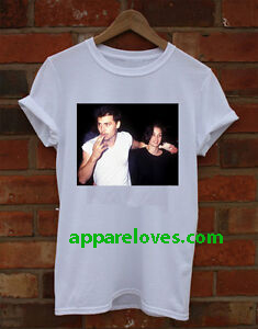 Johnny Depp Winona Ryder T-Shirt thd