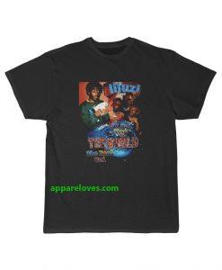 Lil Uzi Vert T Shirt Men's Short Sleeve Tee THD